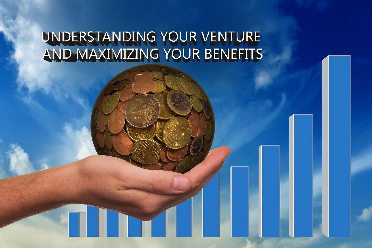 UNDERSTANDING YOUR VENTURE AND MAXIMIZING YOUR BENEFITS